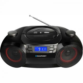 Radiopřijímač s CD Blaupunkt BB30BT černý