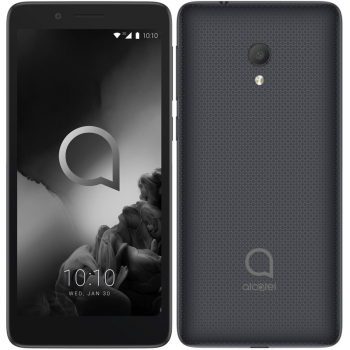 Mobilní telefon ALCATEL 1C 2019 Dual SIM černý