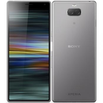 Mobilní telefon Sony Xperia 10 (I4113) stříbrný