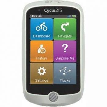 Navigační systém GPS Mio Cyclo 215 HC bílá