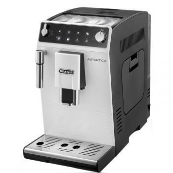 Espresso DeLonghi Autentica ETAM29.513.WB černé/bílé