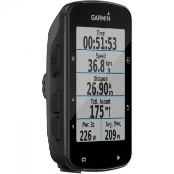 Cyklopočítač s GPS Garmin EDGE 520 Plus černá