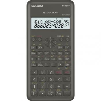 Kalkulačka Casio FX 82 MS 2E černá