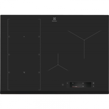 Indukční varná deska Electrolux EIS7548 šedá