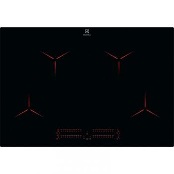 Indukční varná deska Electrolux EIP8146I černá