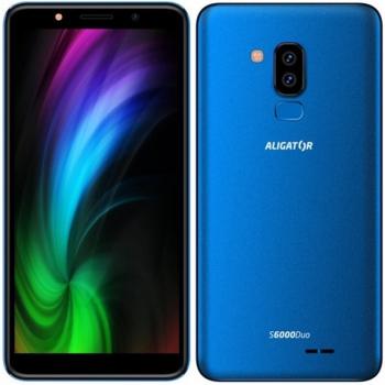Mobilní telefon Aligator S6000 Dual SIM modrý