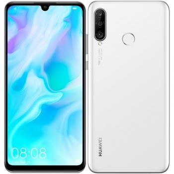 Mobilní telefon Huawei P30 lite 128 GB bílý