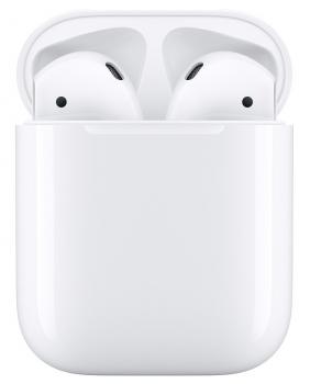 Sluchátka Apple AirPods (2019) bílá
