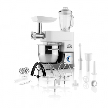 Kuchyňský robot ETA Gustus Gulliver 1128 90010 stříbrný/bílý