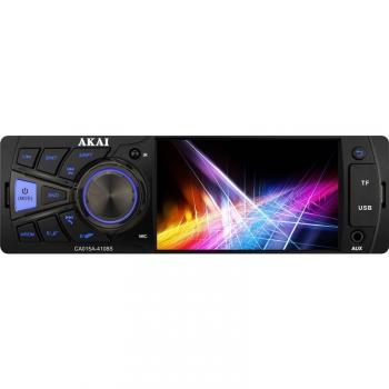 Autorádio AKAI CA015A-4108S černé