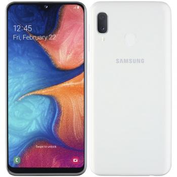 Mobilní telefon Samsung Galaxy A20e Dual SIM bílý