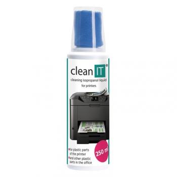 Čisticí sada Clean IT roztok na plasty EXTREME s utěrkou, 250ml