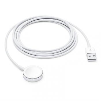 Nabíjecí kabel Apple magnetický pro Apple Watch, 2m bílý