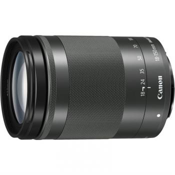 Objektiv Canon EF-M 18-150 mm f/3.5-6.3 IS STM - SELEKCE SIP černý