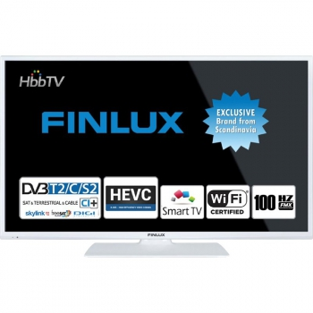 Televize Finlux 24FWD5660 bílá