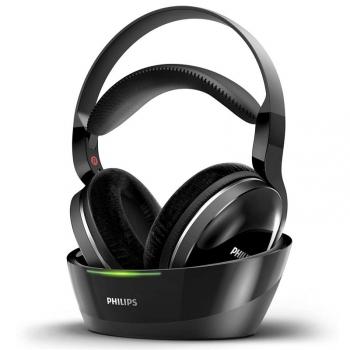 Sluchátka Philips SHD8850/12 černá