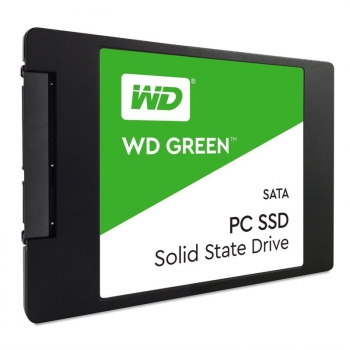 SSD Western Digital Green 3D 480GB