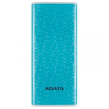 Powerbank ADATA P10000 10000mAh modrá