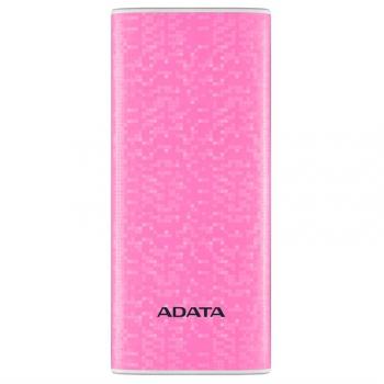 Powerbank ADATA P10000 10000mAh růžová