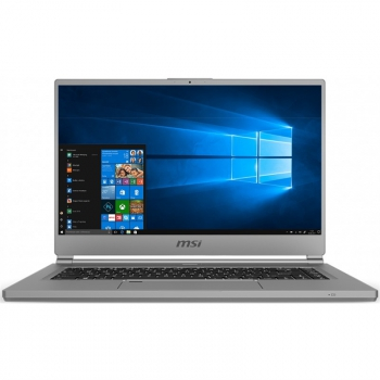 "Notebook MSI P65 Creator 9SD šedý (i7-9750H, 16GB, 512GB, 15.6"", Full HD, bez mechaniky, nVidia GeForce GTX 1660 Ti, BT, CAM, W10 Home )"