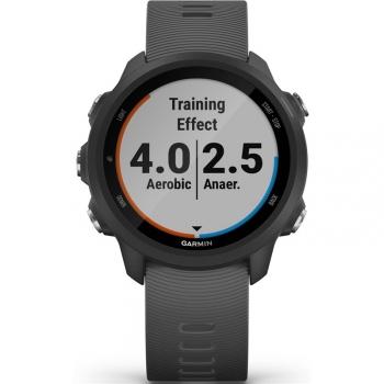 GPS hodinky Garmin Forerunner 245 Optic šedé