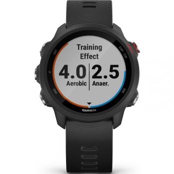 GPS hodinky Garmin Forerunner 245 Music Optic černé