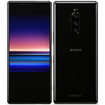 Mobilní telefon Sony Xperia 1 černý