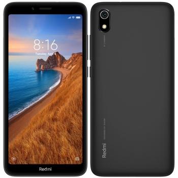 Mobilní telefon Xiaomi Redmi 7A 16 GB Dual SIM - matně černý