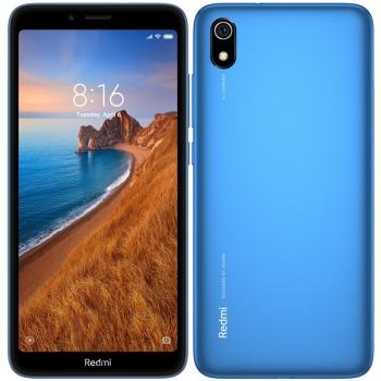 Mobilní telefon Xiaomi Redmi 7A 16 GB Dual SIM - matně modrý