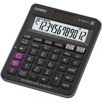 Kalkulačka Casio MJ-120D Plus černá