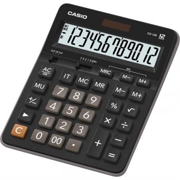 Kalkulačka Casio GX-12B černá