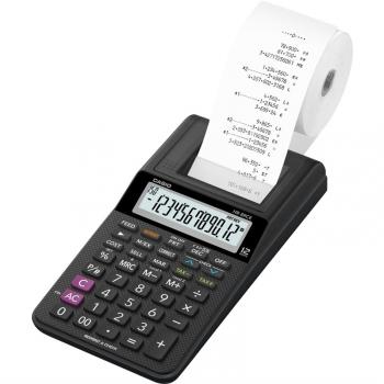 Kalkulačka Casio HR-8RCE BK černá