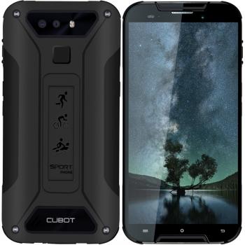 Mobilní telefon CUBOT Quest Lite černý