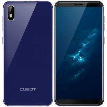 Mobilní telefon CUBOT J5 Dual SIM modrý
