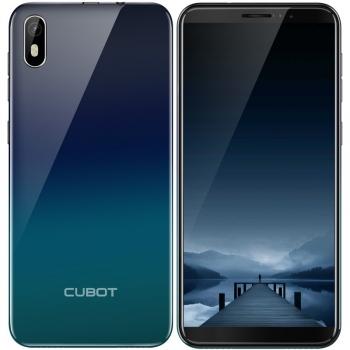 Mobilní telefon CUBOT J5 Dual SIM - gradientní modrá