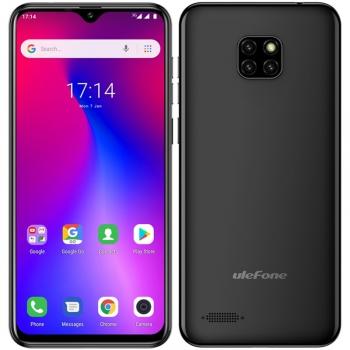 Mobilní telefon UleFone Note 7 Dual SIM černý