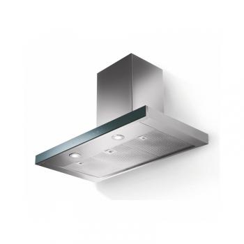 Odsavač par Faber LOOK PLUS BRS X/V A90 doprodej nerez/sklo
