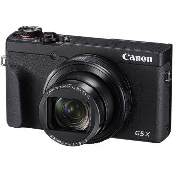 Digitální fotoaparát Canon PowerShot G5X Mark II černý