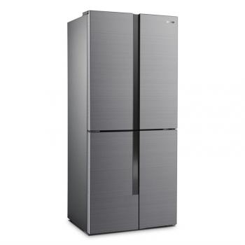 Americká lednice Gorenje NRM8182MX Inoxlook