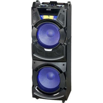 Party reproduktor AKAI DJ-S5H černý