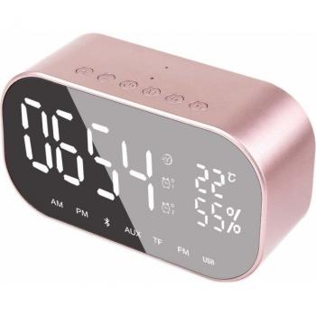 Radiobudík AKAI ABTS-S2 růžový