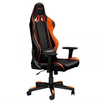 Herní židle Canyon Deimos černá/oranžová
