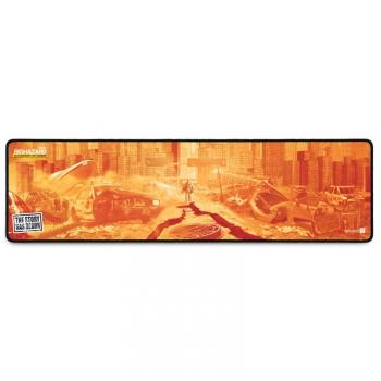 Podložka pod myš Connect IT Biohazard L, 88,6 x 24,5 cm