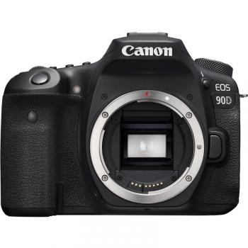 Digitální fotoaparát Canon EOS 90D tělo černý + dárek