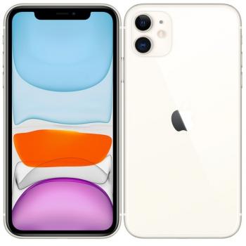 Mobilní telefon Apple iPhone 11 64 GB - White