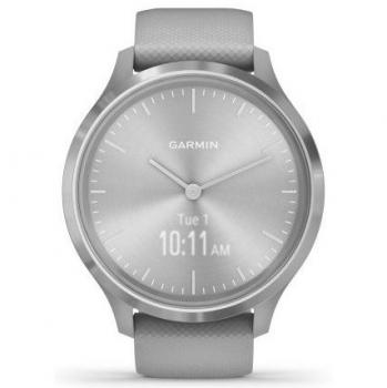 Chytré hodinky Garmin vivomove3 Sport Silver/Gray