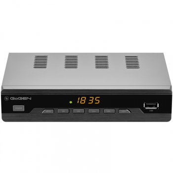 Set-top box GoGEN DVB 272 T2 PVR černý