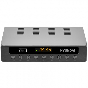 Set-top box Hyundai DVBT 250 PVR černý