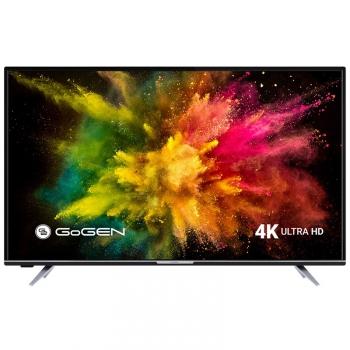 Televize GoGEN TVU 65W652 STWEB černá