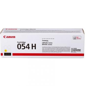 Toner Canon CRG 054 H, 2300 stran žlutý